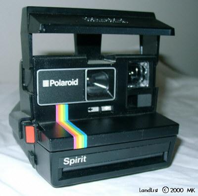 the land list 600 cameras rh landlist ch Polaroid 600 Land Camera Series Polaroid Camera 600 Series